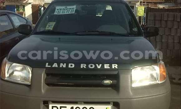 Acheter Voiture Land Rover Freelander Vert à Cotonou en Benin