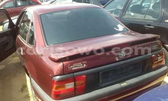 Acheter Voiture Opel Vectra Rouge à Porto Novo en Benin