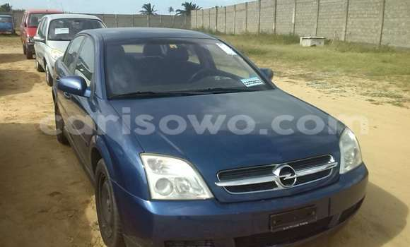 Acheter Voiture Opel Vectra Bleu à Porto Novo en Benin