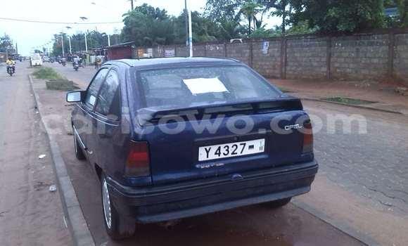 Acheter Voiture Opel Vectra Bleu à Abomey Calavi en Benin