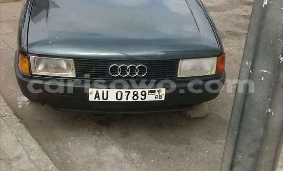 Acheter Voiture Audi A3 Vert à Cotonou en Benin