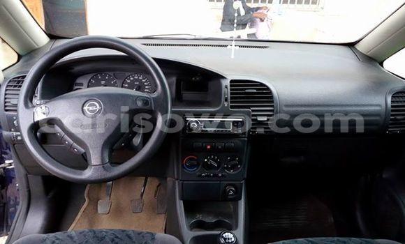 Acheter Voiture Opel Zafira Noir à Savalou en Benin