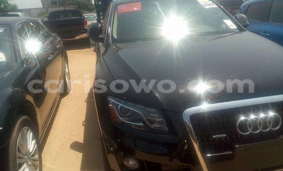 Acheter Voiture Audi Q5 Noir à Cotonou en Benin