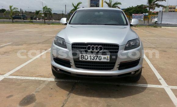 Acheter Voiture Audi Q7 Gris à Cotonou en Benin