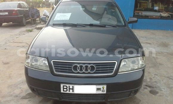Acheter Voiture Audi A6 Noir à Savalou en Benin