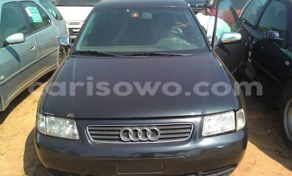 Acheter Voiture Audi A3 Noir à Savalou en Benin