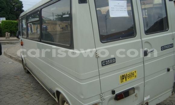 Acheter Voiture Citroen C3 Blanc à Abomey en Benin