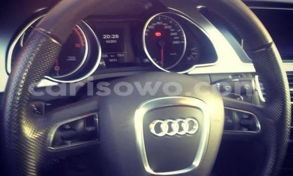 Acheter Voiture Audi A4 Bleu à Cotonou en Benin