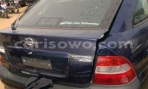Acheter Voiture Opel Vectra Bleu à Cotonou en Benin