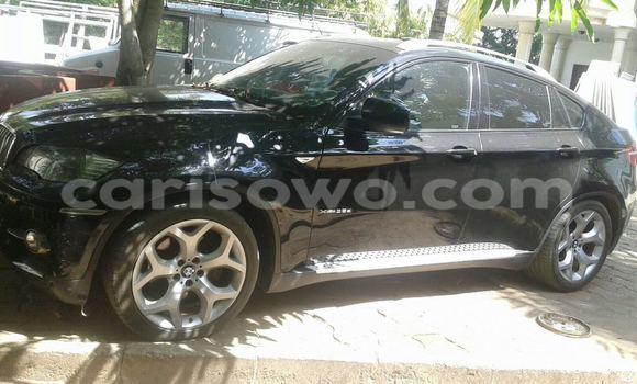 Acheter Voiture BMW X6 Noir à Cotonou en Benin