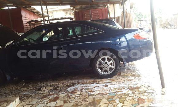 Acheter Voiture Toyota Solara Bleu à Cotonou en Benin