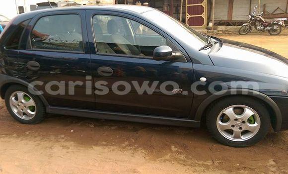 Acheter Voiture Opel Corsa Noir à Comé en Benin