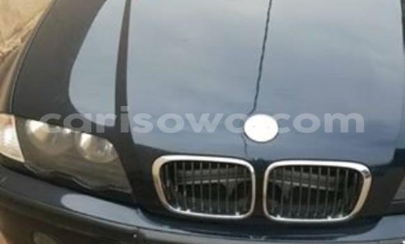 Acheter Voiture BMW 3-Series Noir à Comé en Benin