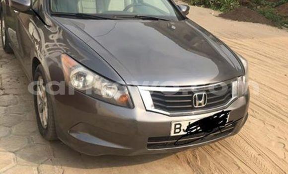 Acheter Voiture Honda Accord Gris à Savalou en Benin