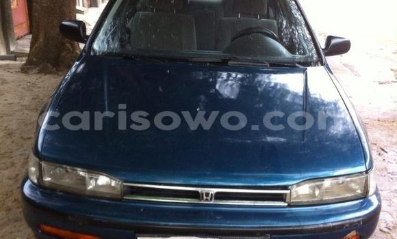 Acheter Voiture Honda Accord Bleu à Cotonou en Benin