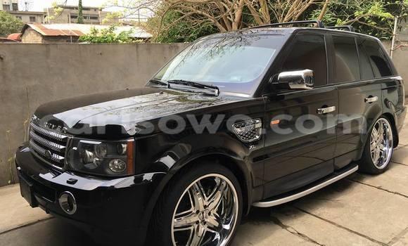 Acheter Voiture Land Rover Range Rover Noir à Savalou en Benin