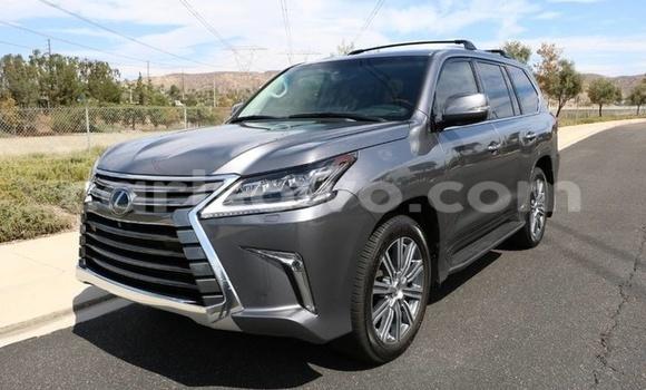 Acheter Voiture Lexus LX Blanc à Savalou en Benin