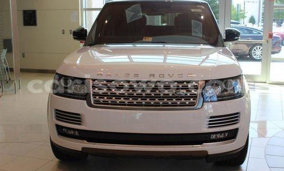 Acheter Voiture Land Rover Range Rover Evoque Blanc à Cotonou en Benin