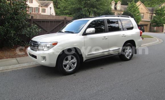 Acheter Voiture Toyota Land Cruiser Noir à Savalou en Benin