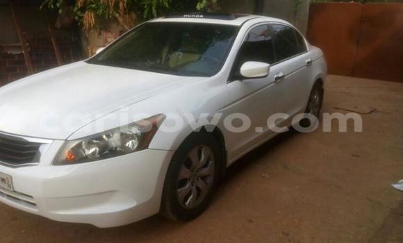 Acheter Voiture Honda Accord Noir à Porto Novo en Benin
