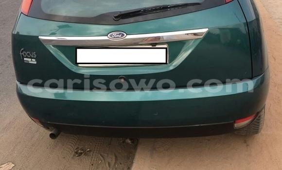 Acheter Voiture Ford Focus Vert à Cotonou en Benin