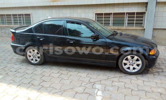 Acheter Voiture BMW 3-Series Noir à Cotonou en Benin