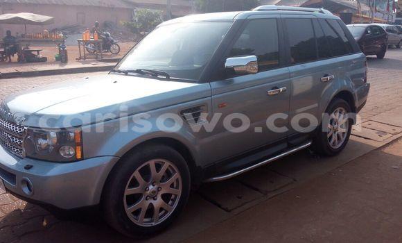 Acheter Voiture Land Rover Range Rover Gris à Porto Novo en Benin