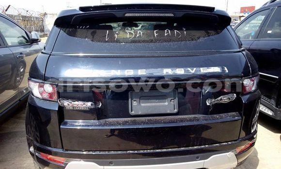 Acheter Voiture Land Rover Range Rover Vogue Noir à Cotonou en Benin