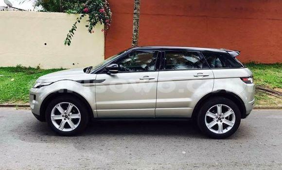 Acheter Voiture Land Rover Range Rover Evoque Autre à Cotonou en Benin
