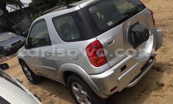 Acheter Voiture Toyota RAV4 Gris en Cotonou