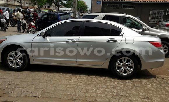 Acheter Voiture Honda Accord Gris à Cotonou en Benin