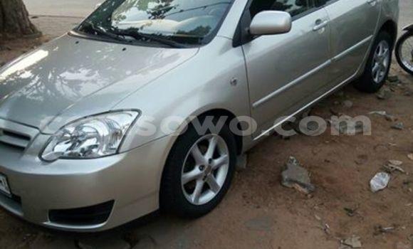 Acheter Voiture Toyota Corolla Gris en Cotonou