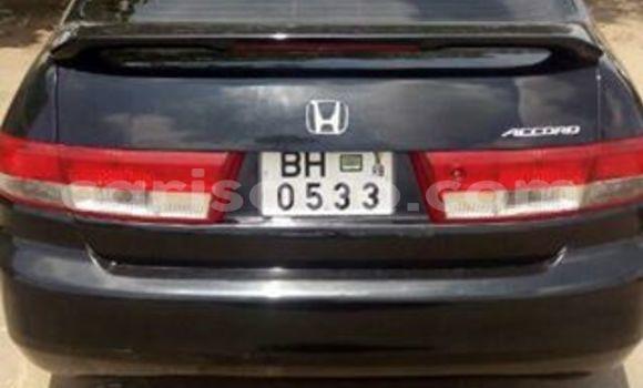 Acheter Voiture Honda Accord Noir à Cotonou en Benin