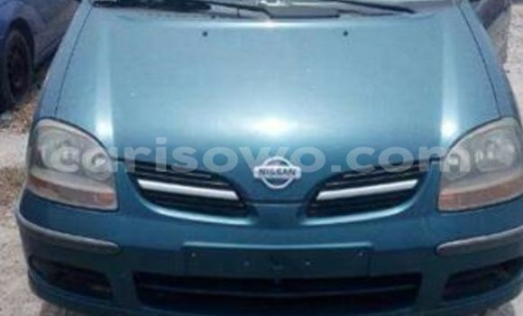 Acheter Voiture Nissan Almera Vert en Cotonou