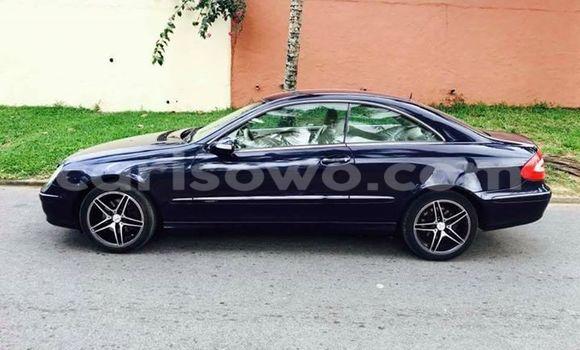Acheter Voiture Mercedes-Benz CLK-Class Noir en Cotonou