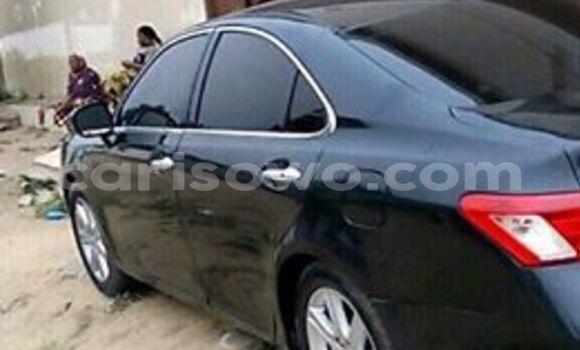Acheter Voiture Lexus IS Noir en Cotonou