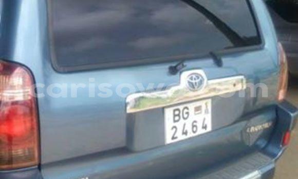Acheter Voiture Toyota 4Runner Bleu en Cotonou
