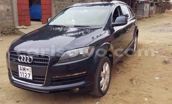 Acheter Voiture Audi Q7 Noir à Cotonou en Benin