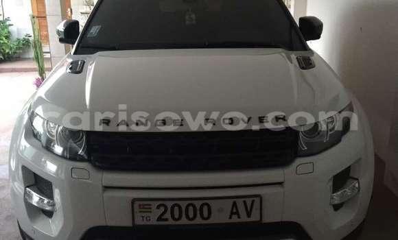 Acheter Voiture Land Rover Range Rover Blanc à Cotonou en Benin