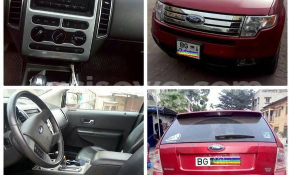 Acheter Voiture Ford Edge Rouge à Cotonou en Benin