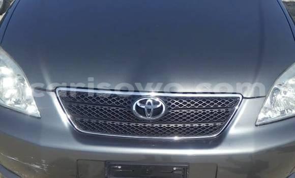 Acheter Voiture Toyota Corolla Noir à Cotonou en Benin