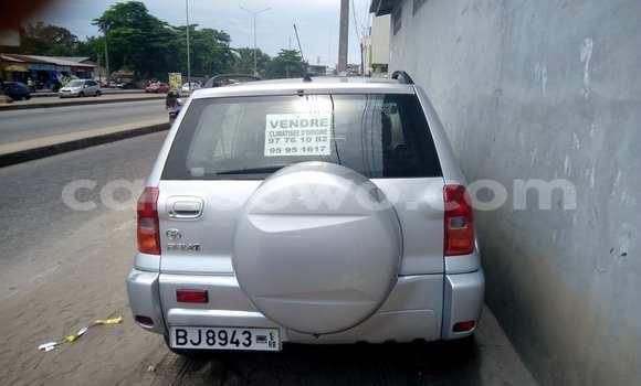 Acheter Voiture Toyota RAV4 Gris à Cotonou en Benin