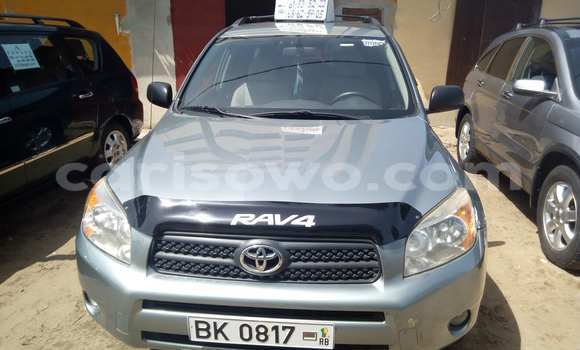 Acheter Voiture Toyota RAV4 Noir à Savalou en Benin