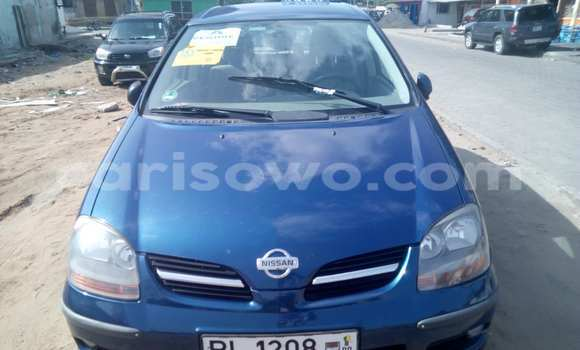 Acheter Voiture Nissan Almera Bleu à Cotonou en Benin