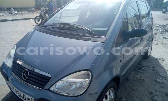 Acheter Voiture Mercedes-Benz A-Class Bleu à Cotonou en Benin