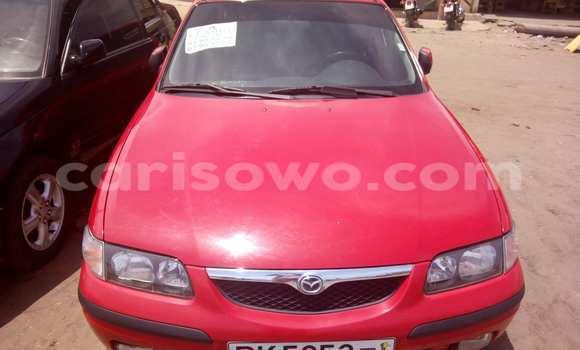 Acheter Voiture Mazda 323 Rouge à Cotonou en Benin