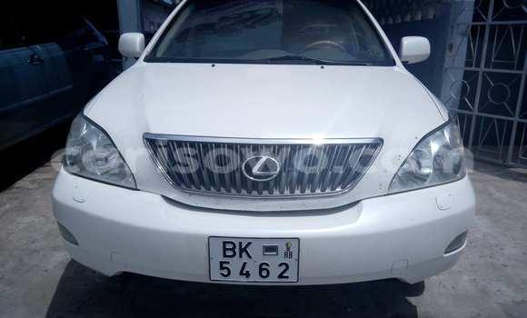Acheter Voiture Lexus RX 350 Blanc à Cotonou en Benin