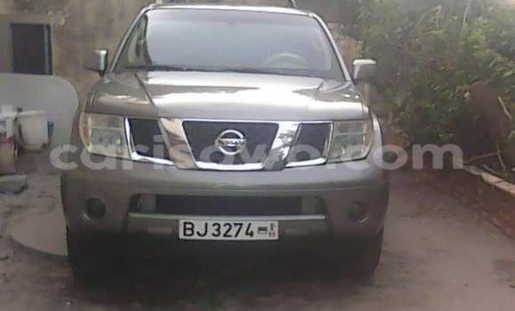 Acheter Voiture Nissan Pathfinder Marron à Cotonou en Benin