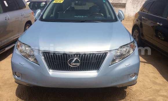 Acheter Voiture Lexus RX 350 Gris à Porto Novo en Benin