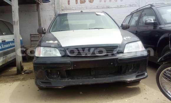 Acheter Voiture Honda Civic Vert à Porto Novo en Benin